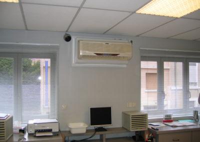 climatisation sans unite exterieure bureaux