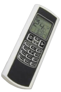 Télécommande chauffage poêle