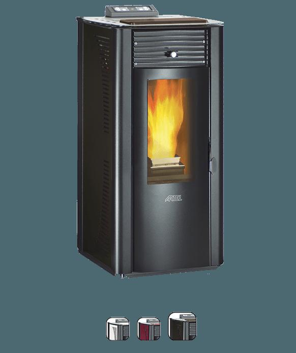 Hydro-poele - Class XL noir